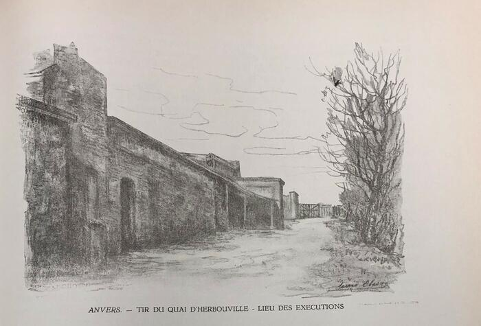 Stand de tir du Quai D'Herbouville