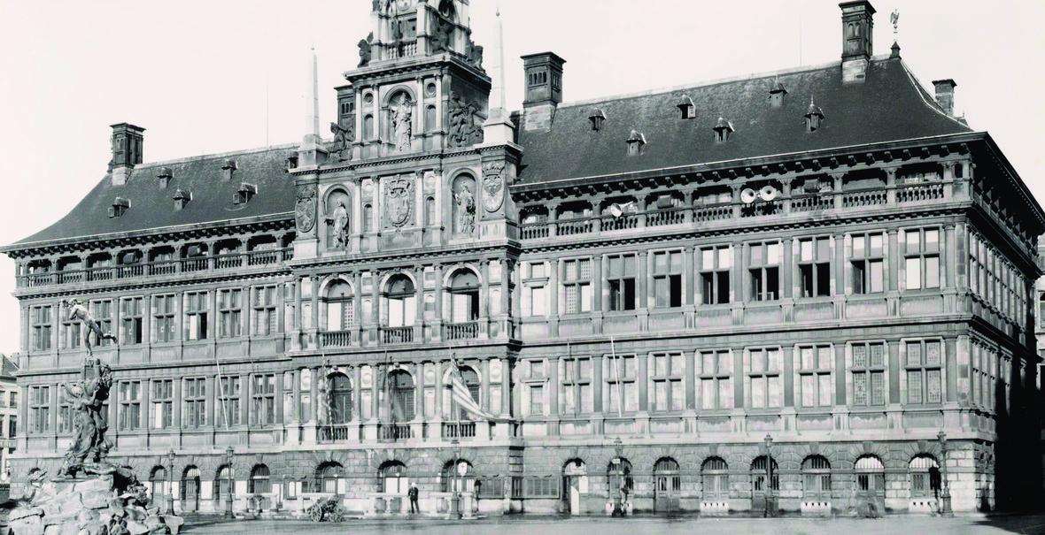 L'administration communale d'Anvers sous l'Occupation
