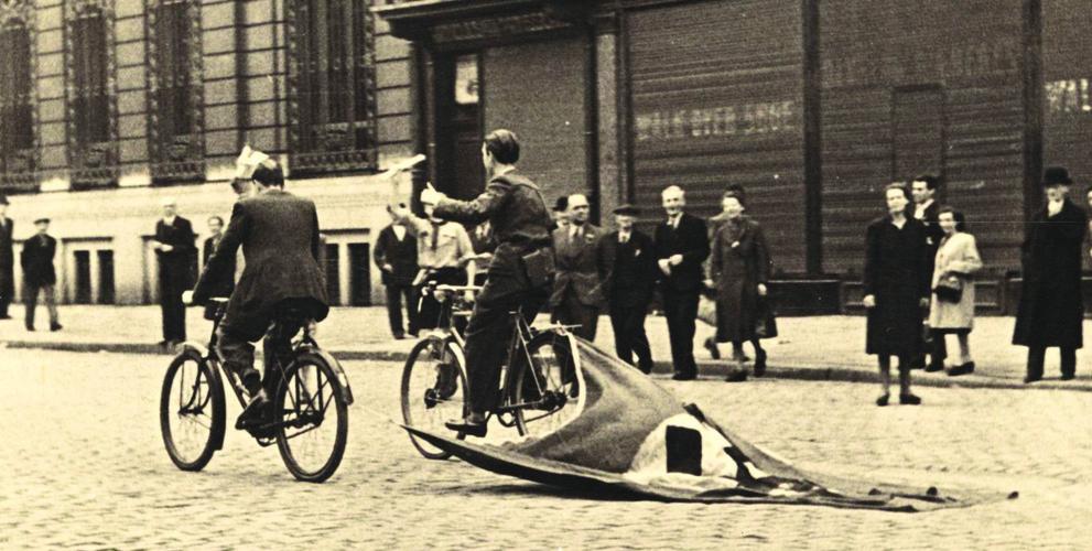 La fin de la guerre : la libération d'Anvers et de son port